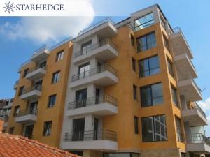 Apartamentowiec - fasada